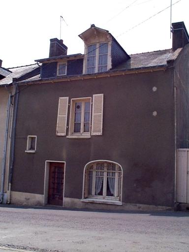 Maison, 10 rue Noël Royer (Cancale)
