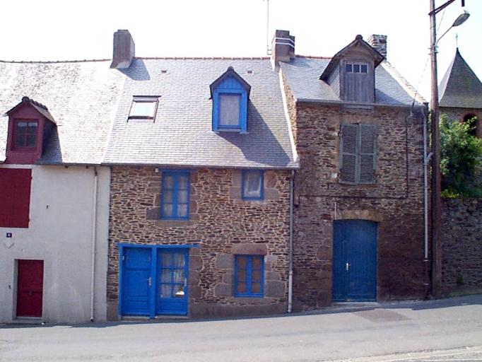 Maison de pêcheur, 4 rue Noël Royer (Cancale)