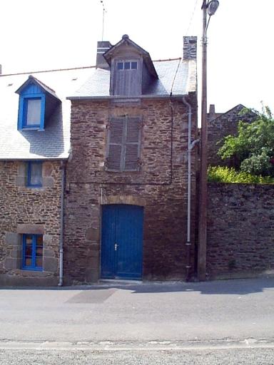 Maison de Pêcheur, 2 rue Noël Royer (Cancale)