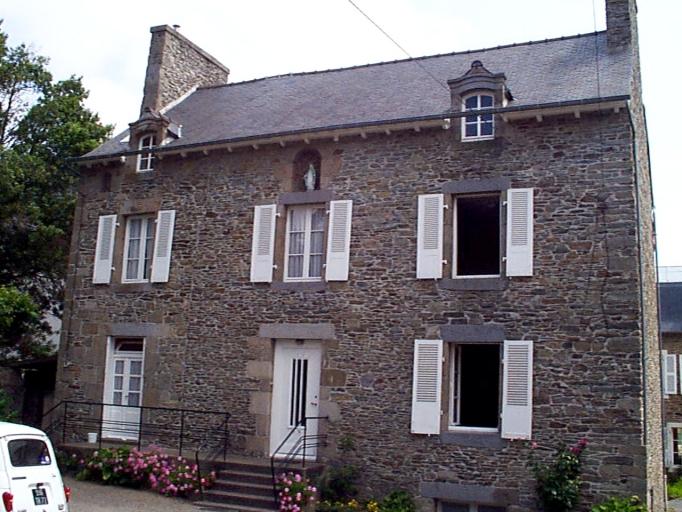 École Notre-Dame-du-Verger, rue Hamon Vaujoyeux (Cancale)