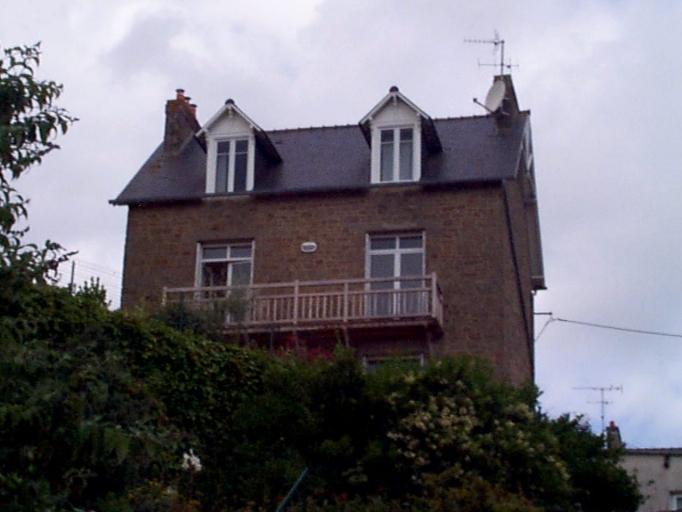 Maison, 4 rue Théodore Botrel (Cancale)
