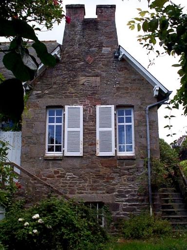 Maison, 4 rue du Mont-Saint-Michel (Cancale)