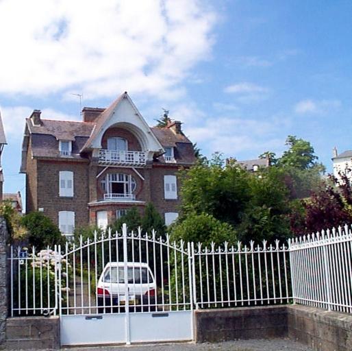 Maison, 6 impasse Langaven (Cancale)