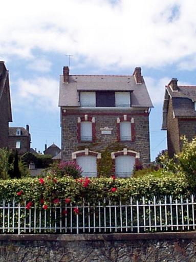 Maison dite Stella Maris, 5 impasse Langaven (Cancale)