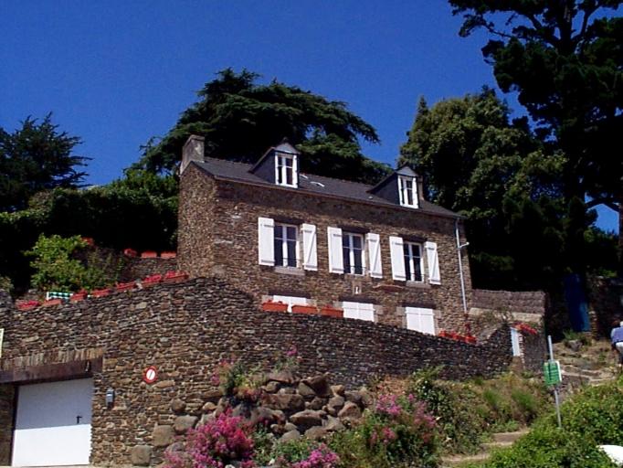 Maison dite Le Four à Chaux, 17 rue de l'Aiguade (Cancale)