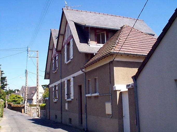 Maison double, 12, 14 rue des Rimains (Cancale)