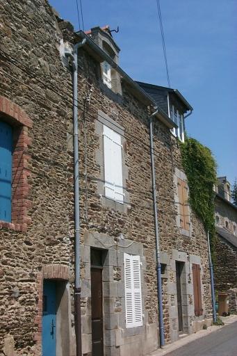 Maison de pêcheur, 45 rue des Rimains (Cancale)