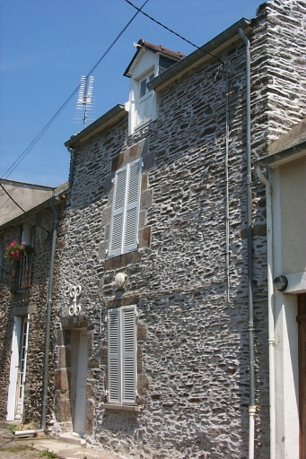 Maison de pêcheur, 6 impasse de la Congrière (Cancale)