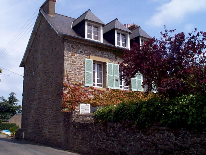 Maison de villégiature, 4 rue des Rimains (Cancale)