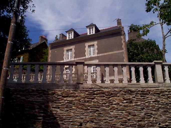 Maison, 3, 5 rue de l'Aiguade (Cancale)