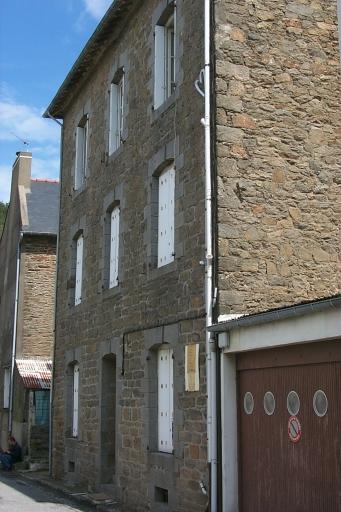 Immeuble, 4 rue Albert Ier, la Houle (Cancale)