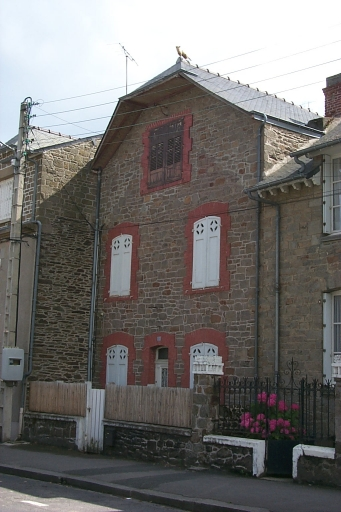 Maison, 30 rue de la Roulette (Cancale)