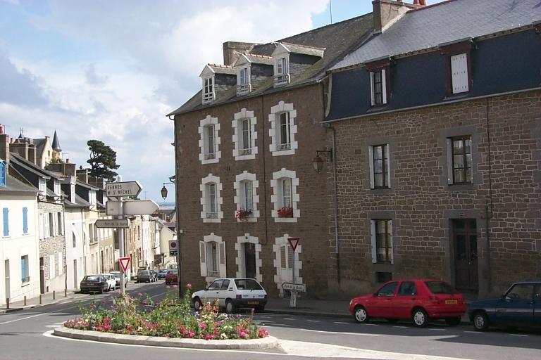 Immeuble, 70 rue du Port (Cancale)
