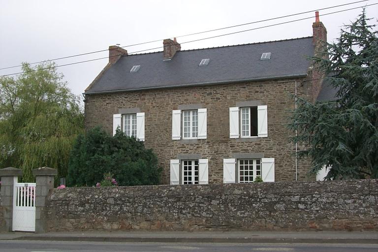Maison, 52 avenue Pasteur (Cancale)