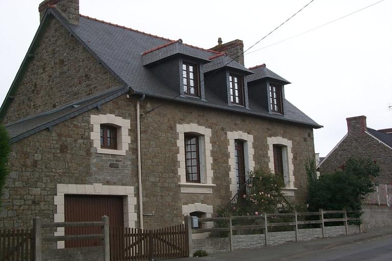 Maison, 64 avenue Pasteur (Cancale)