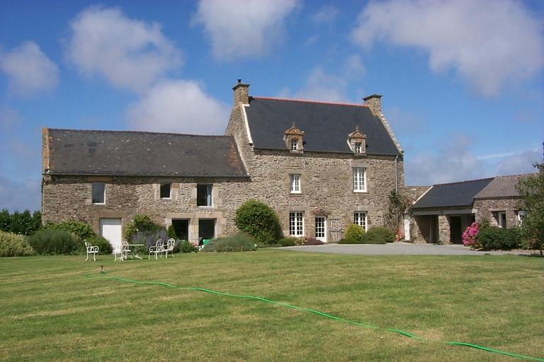Manoir, la Ville Jégu (Cancale) ; Les manoirs, châteaux et demeures sur la commune de Cancale