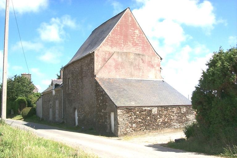 Manoir, la Ville Jégu (Cancale) ; Ferme, la Ville Jégu (Cancale) ; Les fermes sur la commune de Cancale