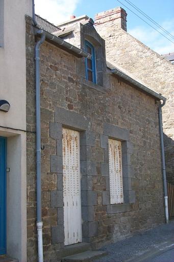 Maison de pêcheurs (?), la Ville Chauvin (Cancale)