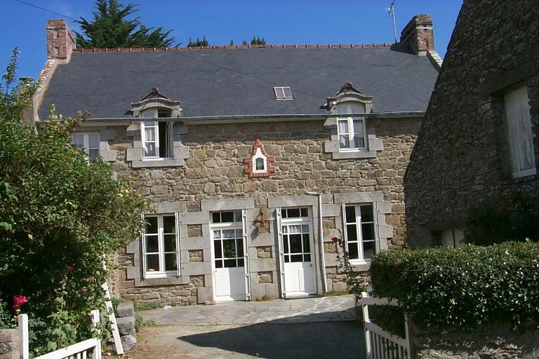 Maison de pêcheur (?), la Ville Chauvin (Cancale)