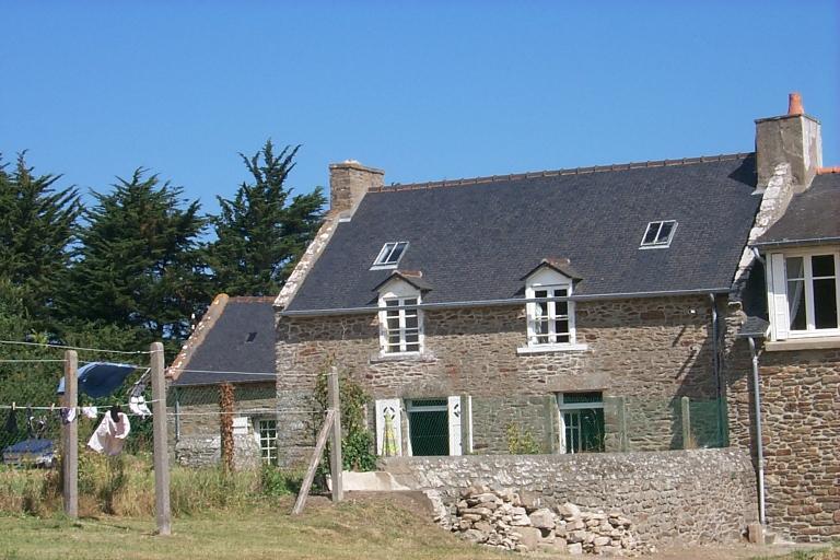 Maison de pêcheurs (?), 89a rue de la Vieille Rivière, la Pintelais (Cancale)