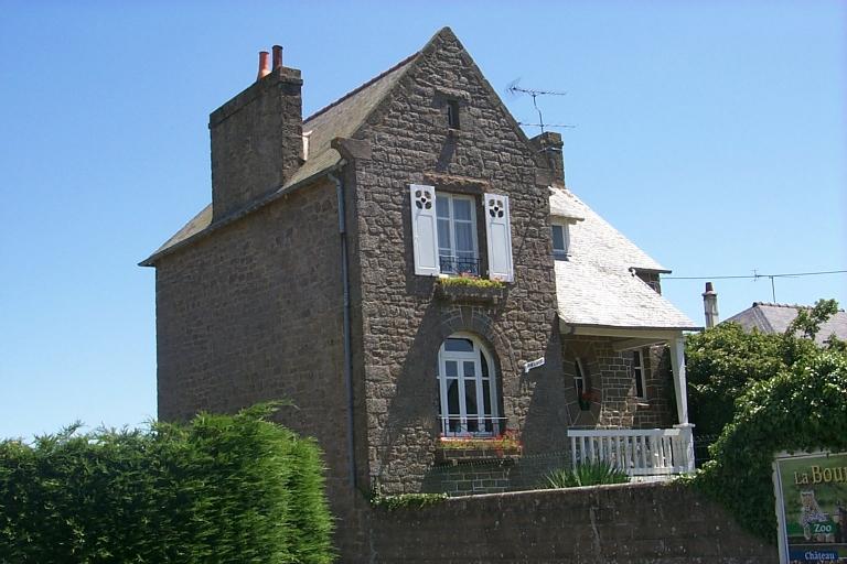 Maison, 44 rue des Français Libres, Terrelabouët (Cancale)
