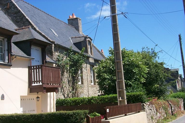 Maison, rue des Guérêts, Terrelabouët (Cancale)