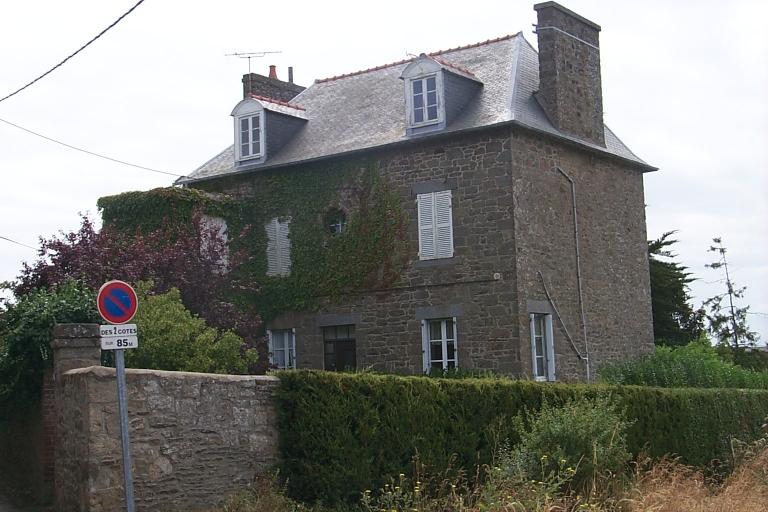 Maison, 72 rue des Rimains (Cancale)