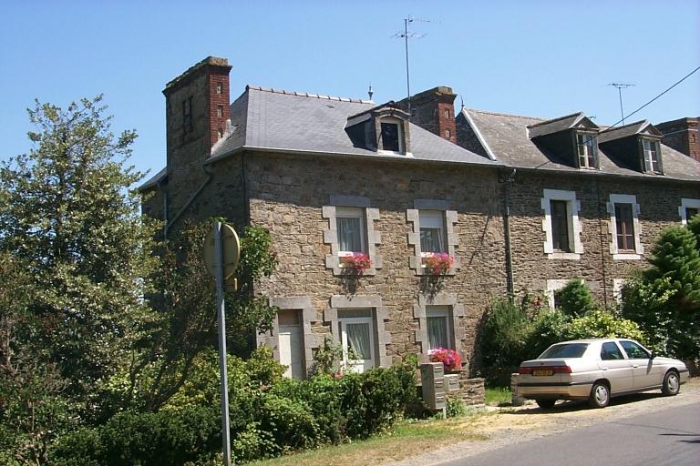Maison, 36 rue des Français Libres, Terrelabouët (Cancale)