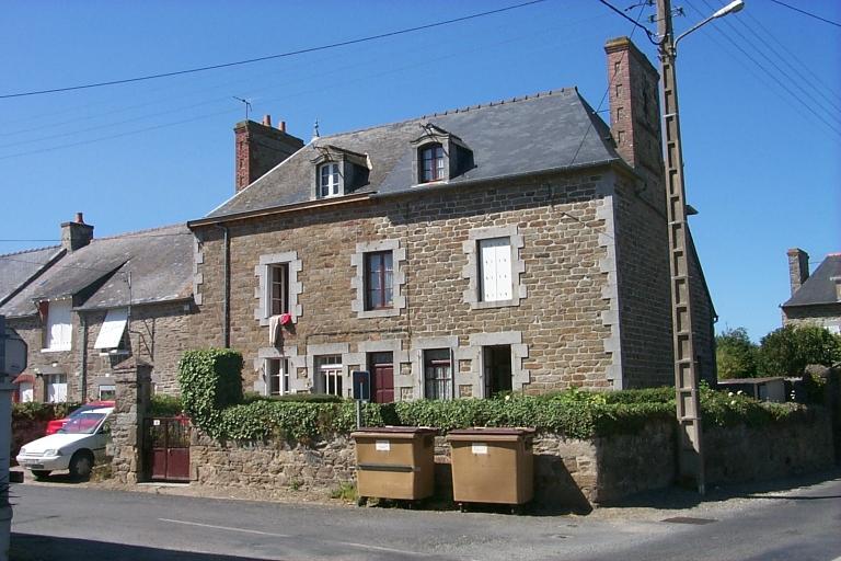 Maison, 2 rue des Marins, Terrelabouët (Cancale)