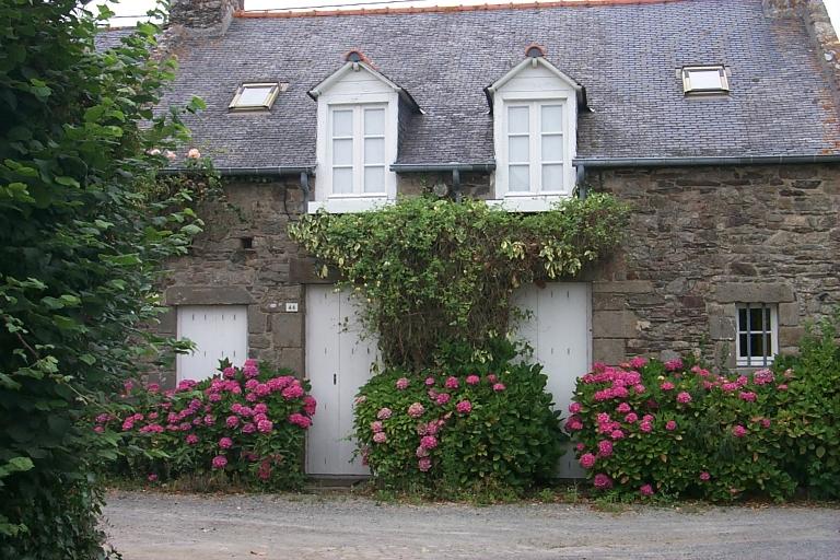 Maison, 46 rue des Marins, Terrelabouët (Cancale)