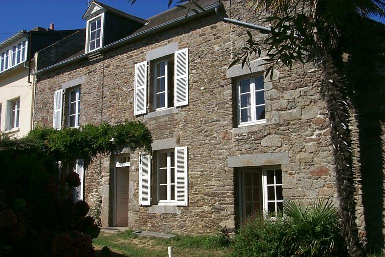 Maison, rue du Herpin, la Ville-ès-Péniaux (Cancale)