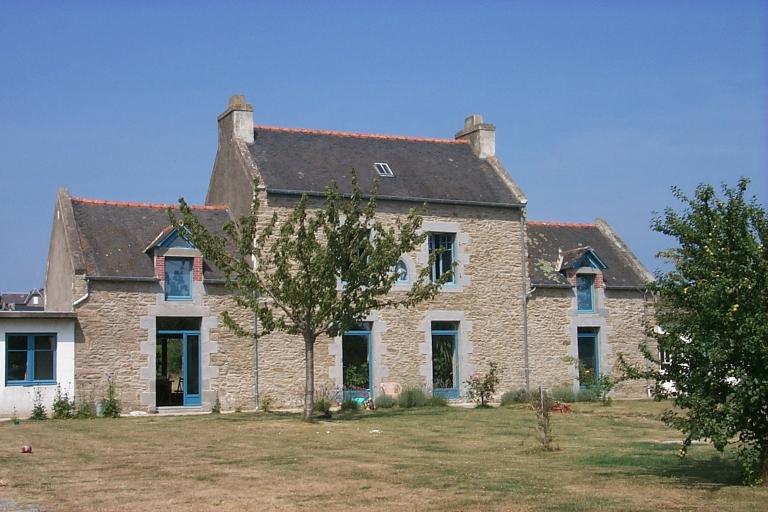 Ferme, 113 rue de la Vieille Rivière, la Lorandière (Cancale) ; Les fermes sur la commune de Cancale