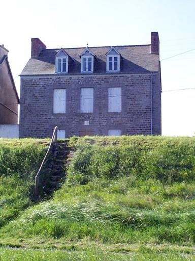 Maison, le Châtellier (Hirel)