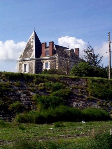 Villa dite Ker André, 8 rue du Bord de Mer (Hirel)