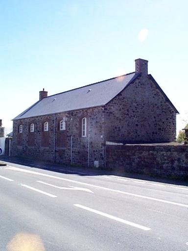 École, 4 rue du Bord de Mer (Hirel)
