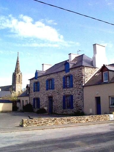 Maison, 8 rue des Tourailles (Hirel)