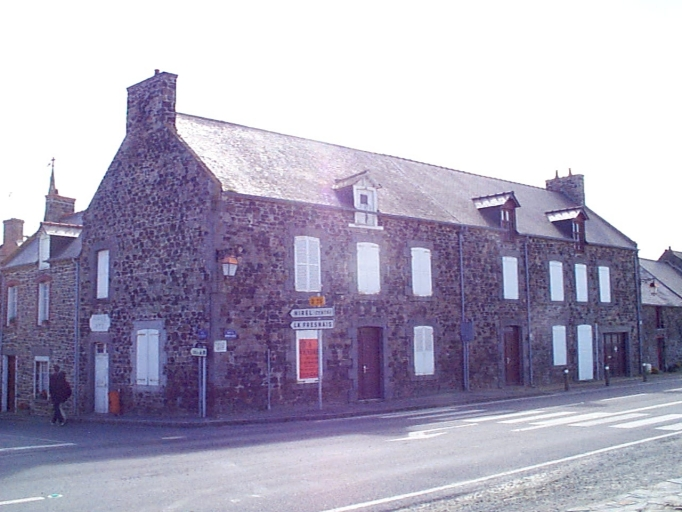 Maison, 1 rue du Bord de Mer (Hirel)