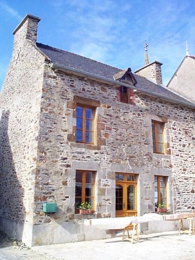 Maison, 7 rue des Tourailles (Hirel)
