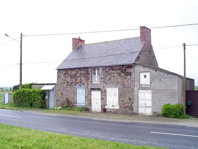Maison, 60 rue du Littoral (Hirel)