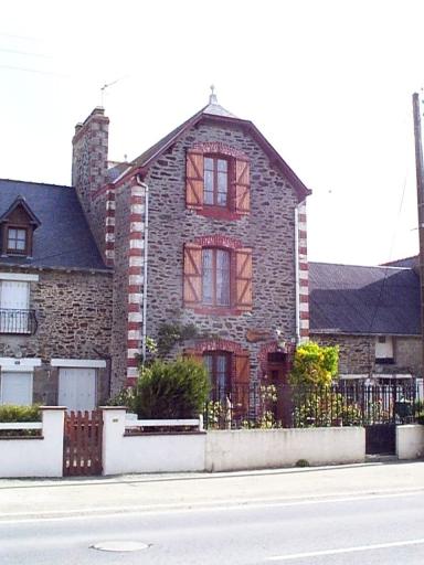 Maison, 28 rue Grande Rue, Vildé la Marine (Hirel)