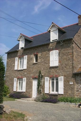Maison dite Ar Brug, le Haut Maloisel (Saint-Coulomb)