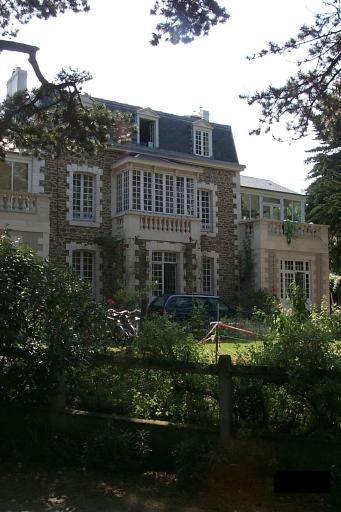 Maison, la Fosse (Saint-Coulomb)