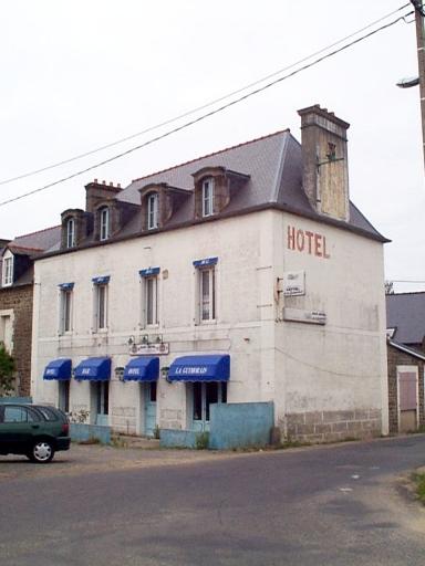 Hôtel de voyageurs de la Guimorais (Saint-Coulomb)