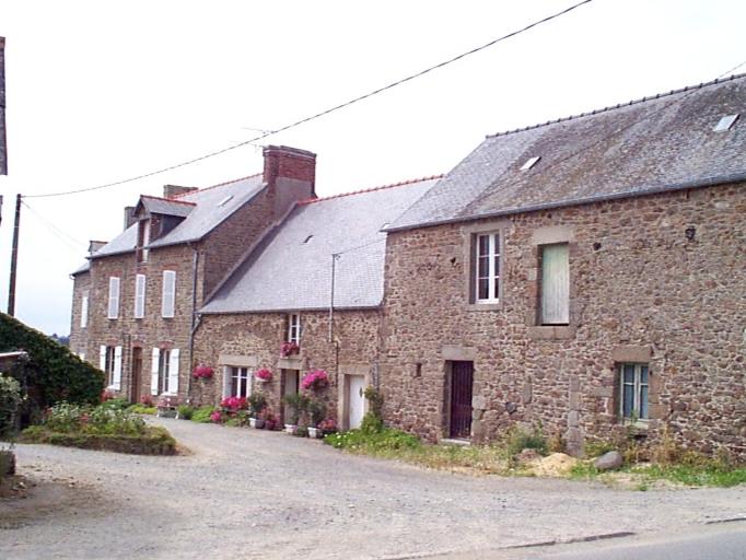 Ferme, la Guimorais (Saint-Coulomb) ; Maison, la Guimorais (Saint-Coulomb)