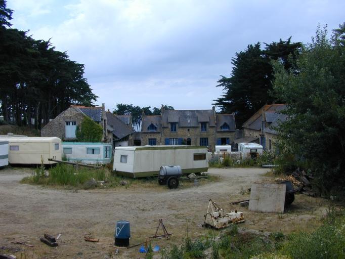 Ferme, Nielles (Saint-Coulomb)