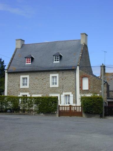 Maison, Saint-Vincent (Saint-Coulomb)