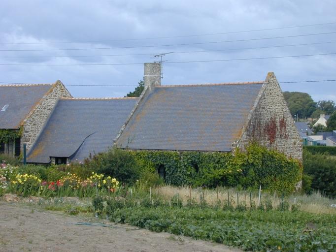 Maison, la Riaudais (Saint-Coulomb)