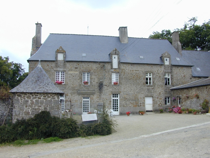 Manoir, Bel Hêtre (Saint-Coulomb)