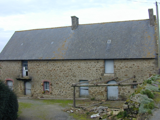 Ferme, la Hérissonnais (Saint-Coulomb)