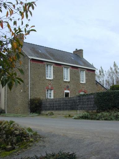 Maison, la Hérissonnais (Saint-Coulomb)